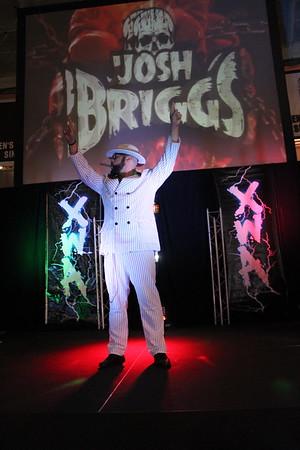 XWA Tag Team Championship New Gore Order (Mike Graca & Josh Briggs) with Triplelicous vs. GFW Tag Team Champions LAX (Santana & Ortiz) vs. Take Me Home Tonight (Anthony Greene vs. Ace Romero)