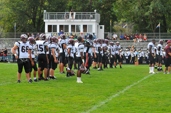 2011 VARSITY MATAWAN VS FREEHOLD