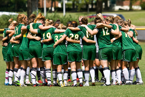 Methodist U. Women's Soccer 2010