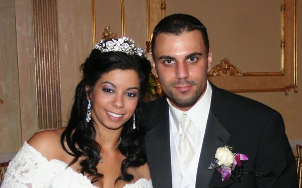Wasfi & Crystal Haddad  June 17, 2007