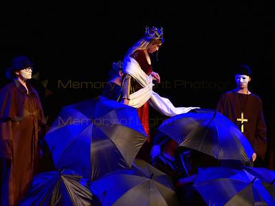 Mount Maunganui College: Hamlet - Act I sc i, iv, v