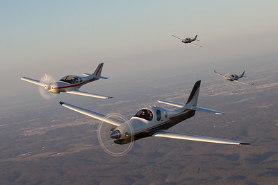 LANCAIR FORMATION FLIGHT 10-16-2010