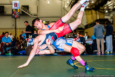 2016 UWW Cadet & University Nationals
