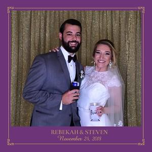 2018-11-24 Rebekah+Steven