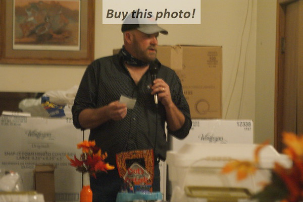 Bonanza Valley TrailBlazers banquet 11-20