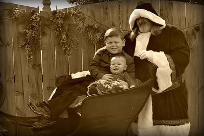 Hobbs Family Christmas 2014