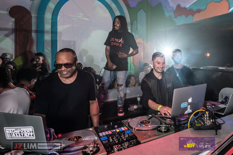 15Utah presents DJ Jazzy Jeff with Miles Medina, J Espinosa and DJ Cutso