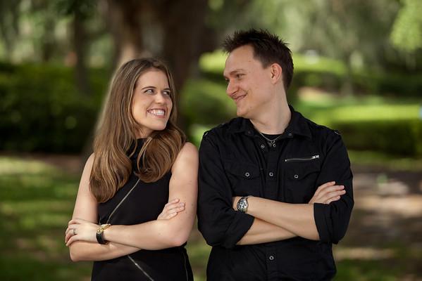 Bonnie and Paul Headshots