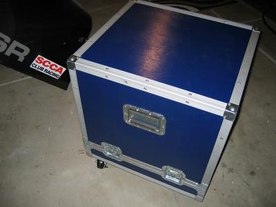 Engine shipping case