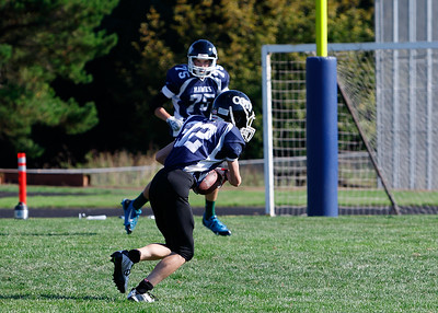 Hockinson Football 2105