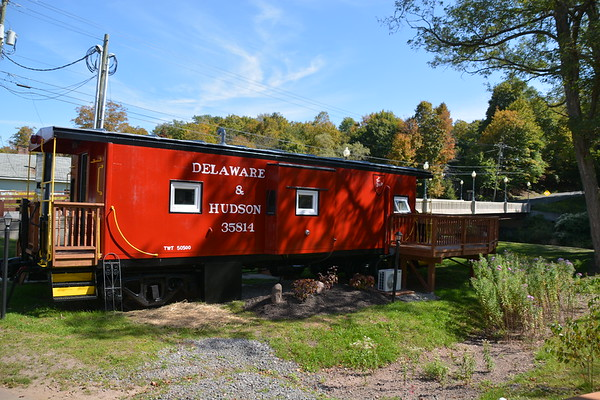 PH Rental Caboose