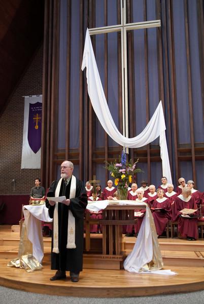 """Mountain View UMC 04-27-2008 """"Parables: Pesky Friends &  Plodding Plaintiffs"""""""