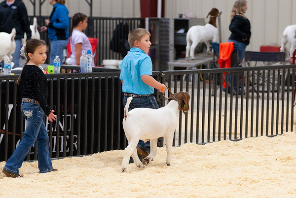 Woodward Goat Jackpot Shows