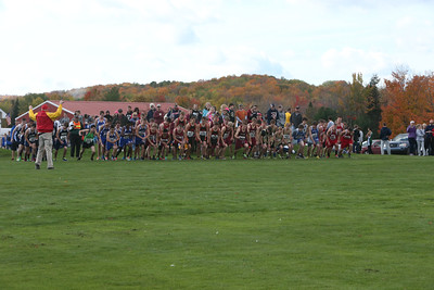 Division Two Boys - 2013 Upper Peninsula XC Finals