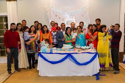 Adith's 1st Birthday