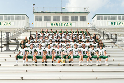 2014-15 Football Team and Individuals