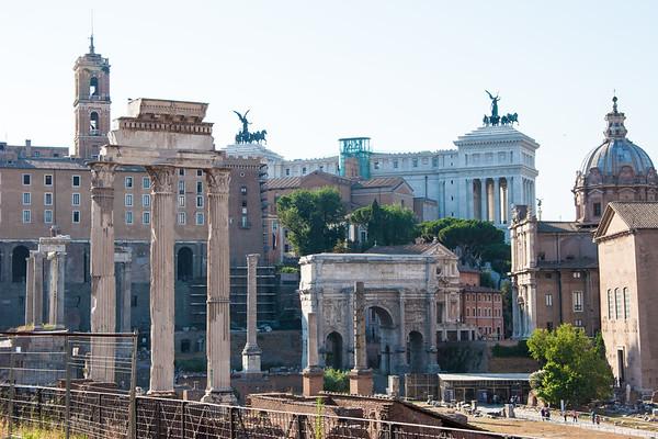 2012 Italy I: Rome