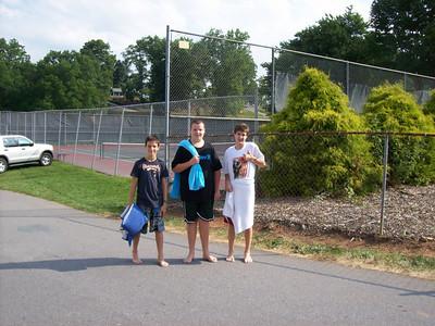 Whitewater Rafting 2009