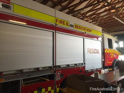 FRNSW - ME149 - Mercedes Rescue Tanker
