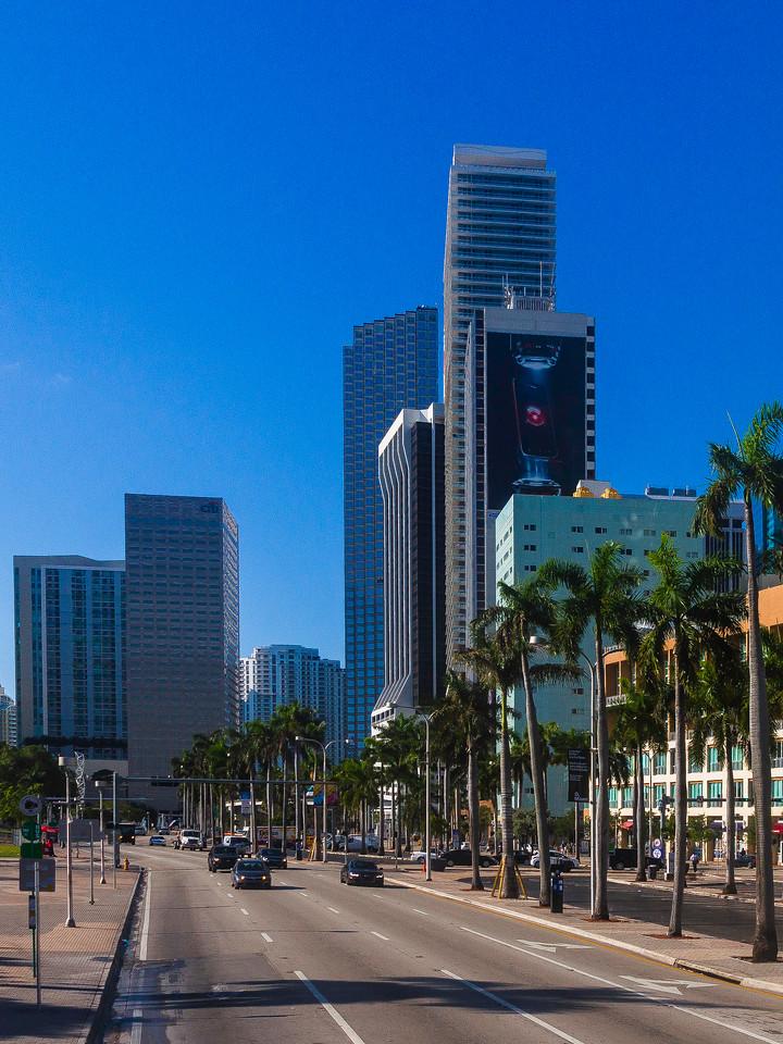 美国迈阿密(Miami),城市高楼