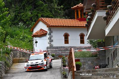 ERC Rally Bulgaria 2012