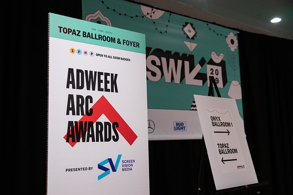 Adweek Arc Awards @ SXSW - Presented by Screenvision Media