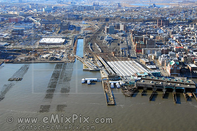 Hoboken, NJ 07030 - AERIAL Photos & Views