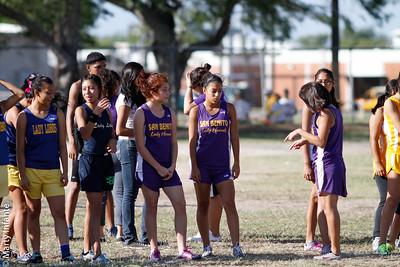 2011 District 32-5A Cross Country Meet Girls JV