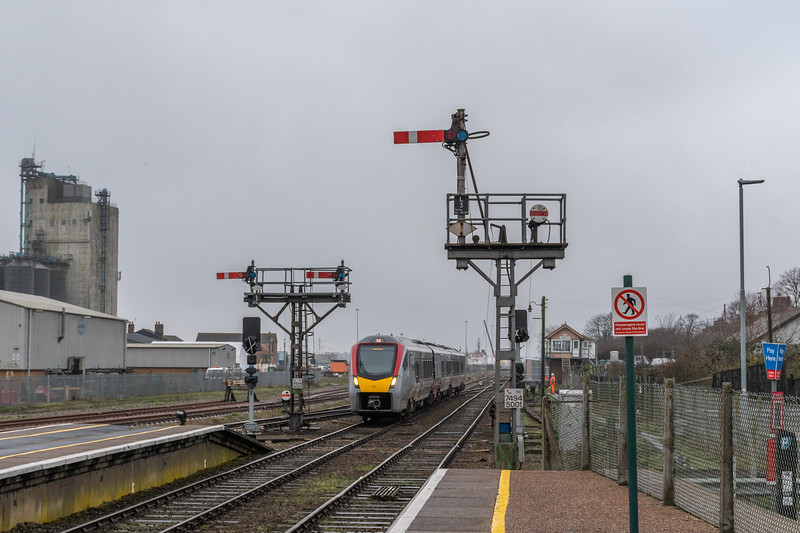 755337, Lowestoft