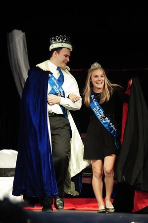 2013 Homecoming Coronation