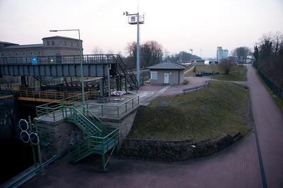 Mulheim an der Ruhr Schleuse Raffelberg 04 2013
