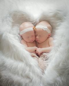 Davis Newborn Twins