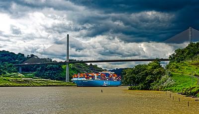 SUPER NEOPANAMAX SHIPS