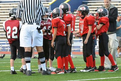9/21/08 Livonia Eagles vs. Walled Lake Braves