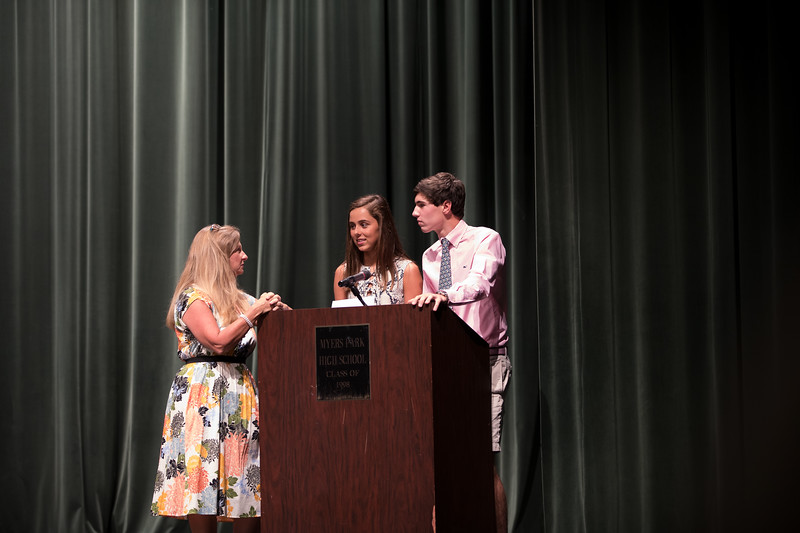 AG Middle School Graduation