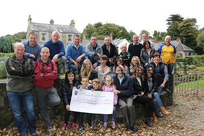 8TH MOURNE MOUNTAIN CHALLENGE RAISES £10,270 FOR SOUTHERN AREA HOSPICE