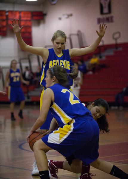 Bellevue Girls JV Basketball