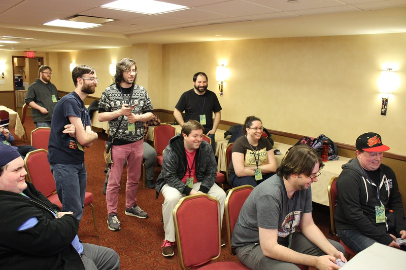 yoshi cookie tournament crowd.jpg