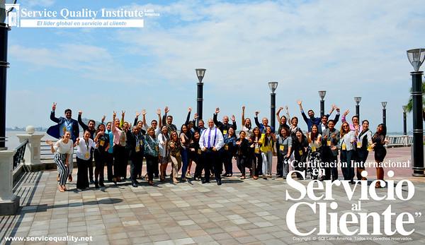 CCST Guayaquil junio 2018 - Certificacion SQI