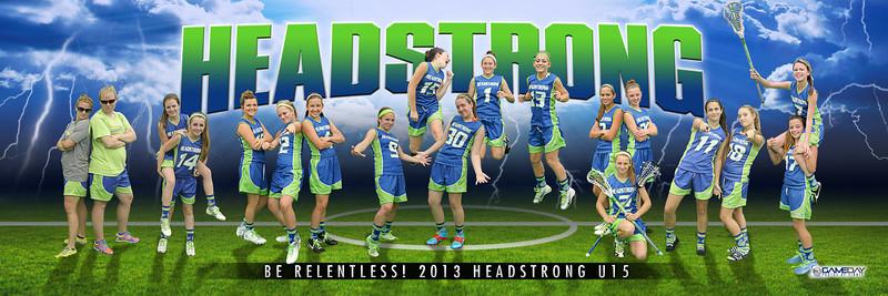 Headstrong U15