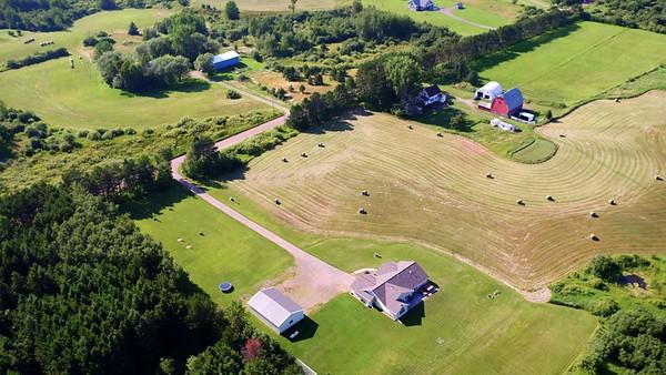 Drone - Farm Property