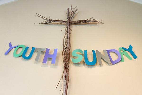 Youth Sunday  Spring 2015