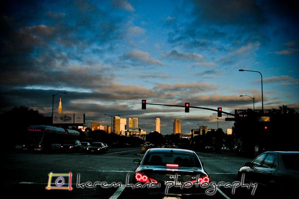 0125 LA Sunset