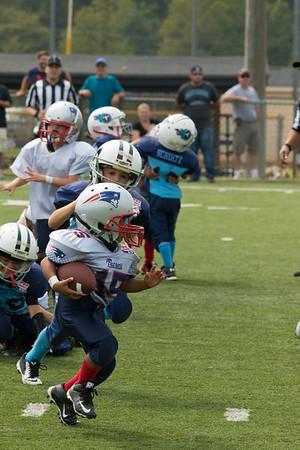 South Charlotte Patriots Tiny Mights 2015
