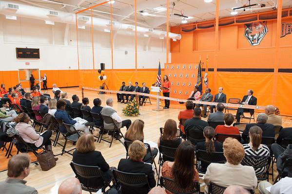 10/17/14 Houston Gym Ribbon Cutting Ceremony