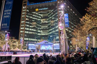 DDP 2019 CHRISTMAS TREE LIGHTING