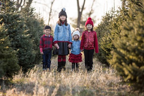Coppola Tree Farm - Khuong Family Pics
