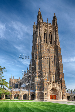 Duke Chapel  - Not For Sale
