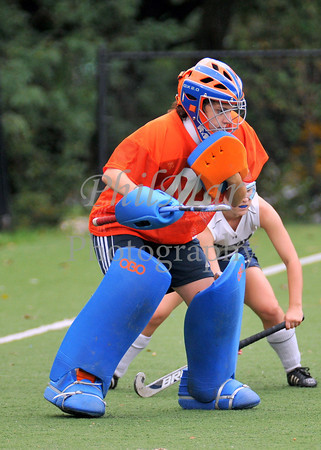 Wyomissing VS Daniel Boone High school Field Hockey 2011 - 2012
