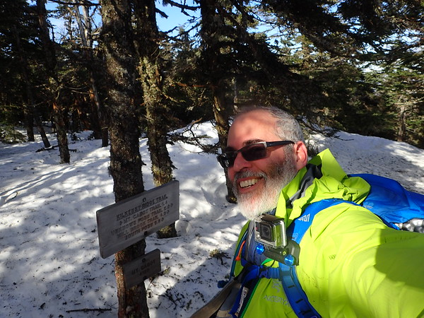 2/25/17 - February:   Mt. Cabot, NH